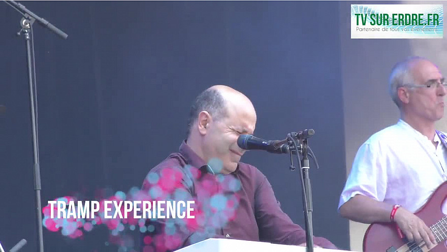 Interview Tramp Experience #lanuitdelerdre #tributeband #rockprogressif #supertramp
